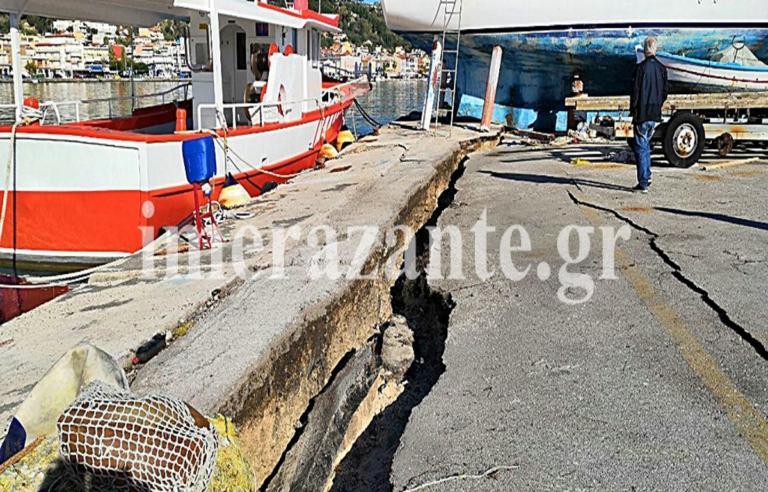 Ζάκυνθος: Κρίσιμο 48ωρο μετά τον ισχυρό σεισμό – Στιγμές αγωνίας για τους κατοίκους | Newsit.gr