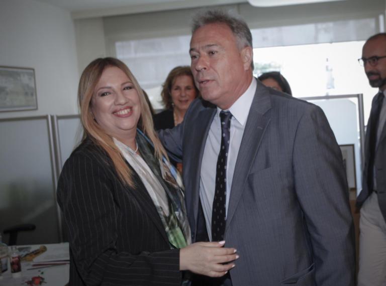 Ο Γιάννης Σγουρός θα είναι ο «εκλεκτός» του Κινήματος Αλλαγής για την περιφέρεια Αττικής