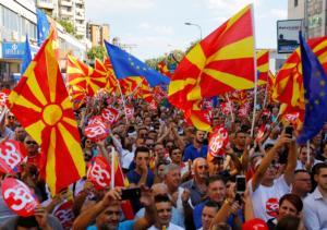 Σκόπια… εμπιστευτικό: Όλα ανοιχτά για τον «πόλεμο» στο Κοινοβούλιο!