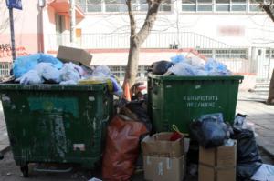 Θεσσαλονίκη: Προχωρά η υπογειοποίηση των κάδων απορριμμάτων στο ιστορικό κέντρο