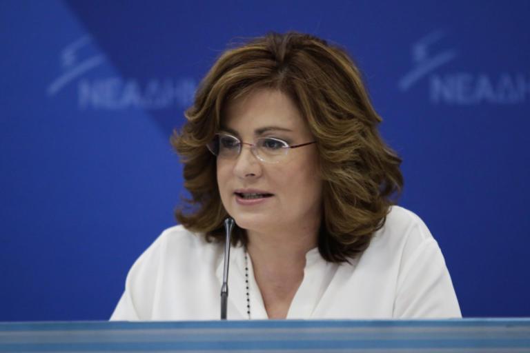 Σπυράκη: Ο Καμμένος θα φέρει τεράστια ευθύνη απέναντι στην ιστορία – video | Newsit.gr