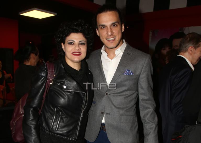 Αιμιλιανός Σταματάκης: Πρώτη δημόσια εμφάνιση μετά τις φήμες για τη σχέση του με τη Μαίρη Συνατσάκη [pic] | Newsit.gr