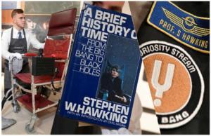 """Στίβεν Χόκινγκ: Ιστορική δημοπρασία με αντικείμενα του """"λαμπρότερου μυαλού"""" της εποχής μας! video, pics"""