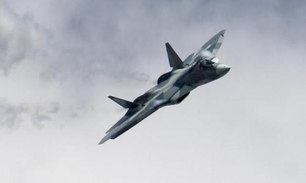 Τότε θα αποκαλυφθεί το υπερσύγχρονο πέμπτης γενιάς stealth μαχητικό  του Πούτιν! | Newsit.gr