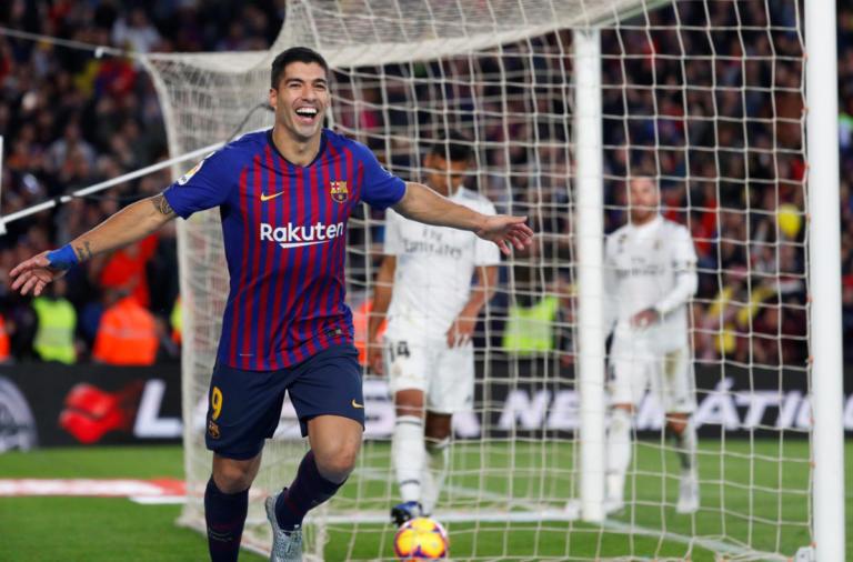 Η Μπαρτσελόνα ισοπέδωσε τη Ρεάλ Μαδρίτης! Ο Σουάρες δεν έδειξε οίκτο στους Μαδριλένους – video | Newsit.gr