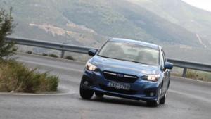 Δοκιμάζουμε το ολοκαίνουργιο Subaru Impreza 1.6i [pics]