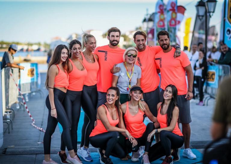 Οι celebrities που έτρεξαν στον 8ο Spetses mini Marathon [pics] | Newsit.gr