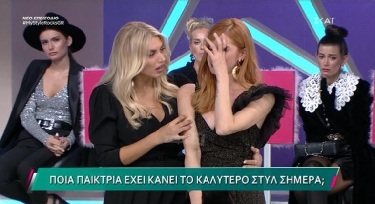 My Style Rocks: Ξέσπασε σε κλάματα η Τάμτα Μαστοράκη! «Καλύτερα να φύγω από το παιχνίδι…» | Newsit.gr
