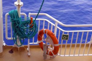 Αστυπάλαια: Έπεσε από το κρουαζιερόπλοιο στη θάλασσα – Θρίλερ για νεαρό μέλος του πληρώματος!