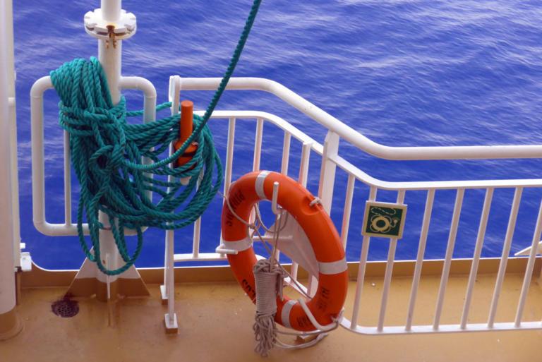 Αστυπάλαια: Έπεσε από το κρουαζιερόπλοιο στη θάλασσα – Θρίλερ για νεαρό μέλος του πληρώματος! | Newsit.gr