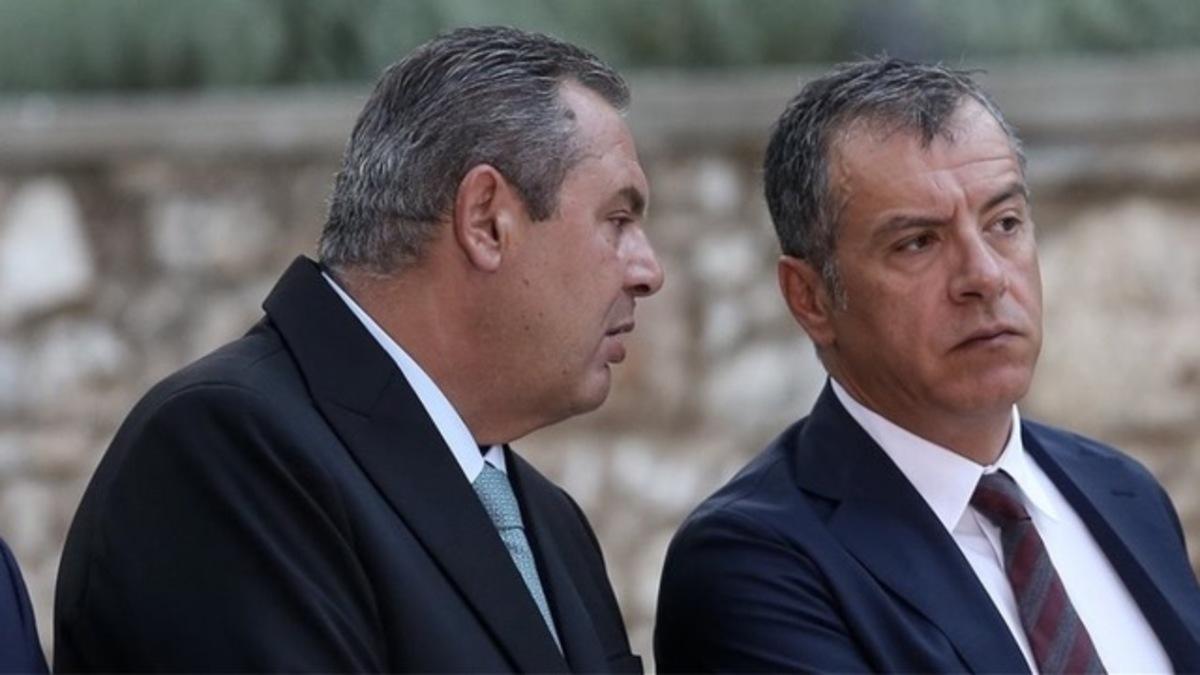 """Ο Καμμένος """"έσταξε"""" φαρμάκι για τον Θεοδωράκη   Newsit.gr"""