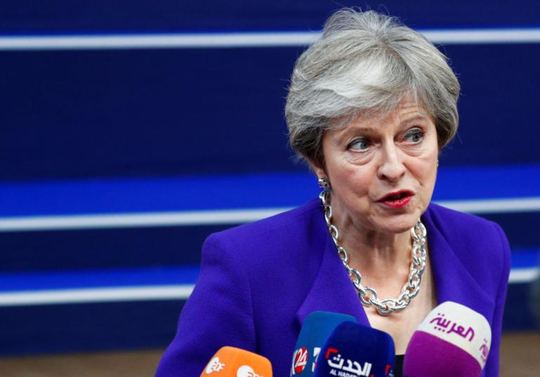 Brexit: Η Τερέζα Μέι «ανοικτή» στην παράταση της μεταβατικής περιόδου | Newsit.gr