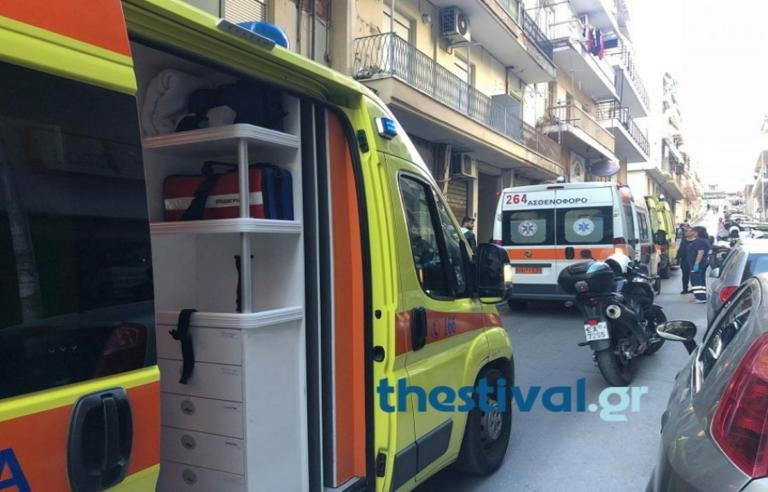 Θεσσαλονίκη: Μαχαίρωσε την 90χρονη γυναίκα του με κουζινομάχαιρο! Video | Newsit.gr