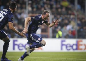Ντουντελάνζ – Ολυμπιακός 0-2 ΤΕΛΙΚΟ: Αρχηγική νίκη για τους Πειραιώτες!