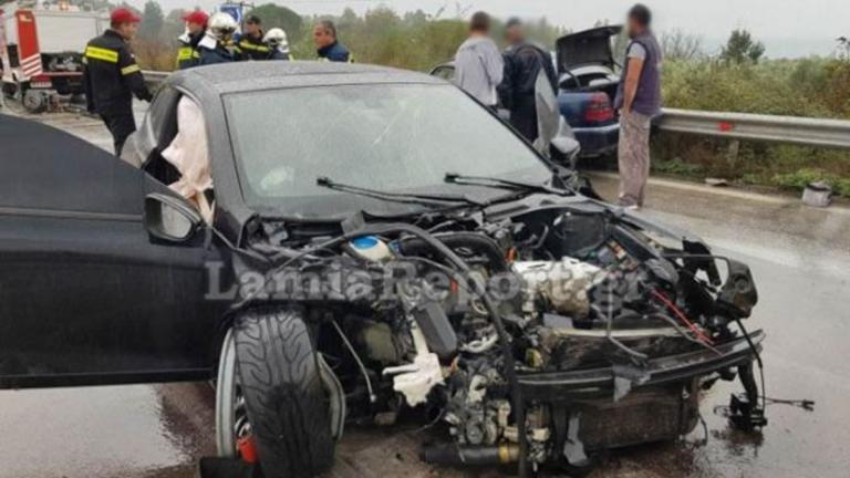 Φθιώτιδα: Τράκαραν μόλις βγήκαν από το μαιευτήριο! Σώθηκαν μητέρα και βρέφος – Τέσσερις τραυματίες | Newsit.gr