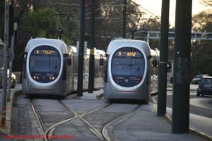 Άνδρας παρασύρθηκε από τραμ στη Νέα Σμύρνη