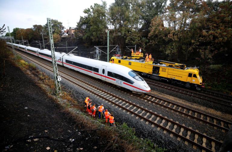 Πυρκαγιά σε γερμανικό τρένο υψηλής ταχύτητας με 510 επιβάτες | Newsit.gr