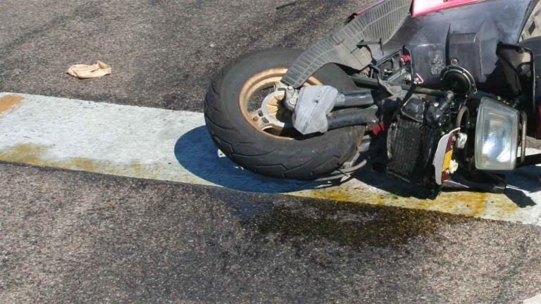 Θεσπρωτία: Θανατηφόρα σύγκρουση φορτηγού με μηχανή – Νεκρός ο μοτοσικλετιστής | Newsit.gr
