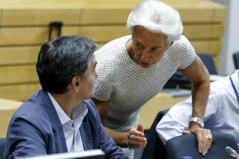 Ρίχνει… «γέφυρες» με το ΔΝΤ στο Μπαλί ο Τσακαλώτος | Newsit.gr
