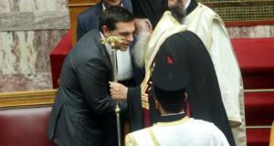 Μυστική συνάντηση Τσίπρα – Ιερώνυμου – Τι συμφώνησαν για την εκκλησιαστική περιουσία
