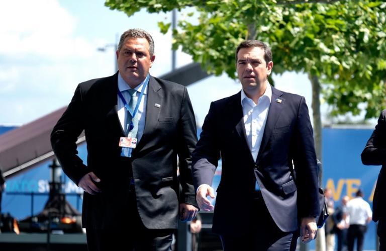 Ο Καμμένος προκάλεσε εκνευρισμό στο Μαξίμου – Πως έμαθε ο Τσίπρας όσα είπε στις ΗΠΑ | Newsit.gr