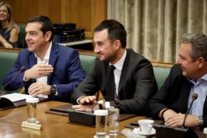 Υπουργικό συμβούλιο: «Πρώτη» Καμμένου μετά τις ΗΠΑ – Τι θα πει ο Τσίπρας