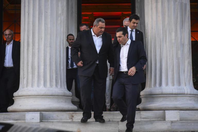 Τσίπρας – Καμμένος σε τεντωμένο σχοινί! Ποιοι θέλουν την αποπομπή του υπουργού Άμυνας | Newsit.gr