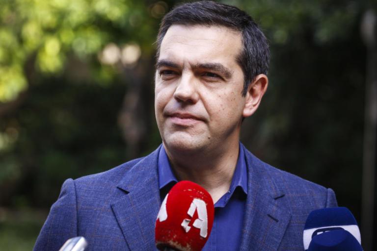 Τσίπρας: «Με πόνο καρδιάς έκανα δεκτή την παραίτηση Κοτζιά» | Newsit.gr