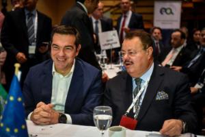 Η ομιλία του πρωθυπουργού στην Ευρω-Αραβική Σύνοδο [video]