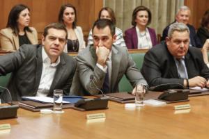 Στα μουγγά το υπουργικό συμβούλιο! Δεν θα μεταδοθεί η εισήγηση του πρωθυπουργού