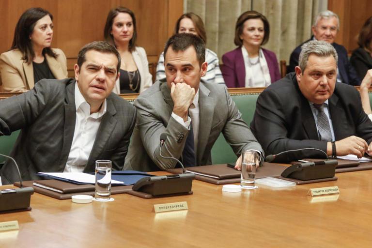 Στα μουγγά το υπουργικό συμβούλιο! Δεν θα μεταδοθεί η εισήγηση του πρωθυπουργού | Newsit.gr