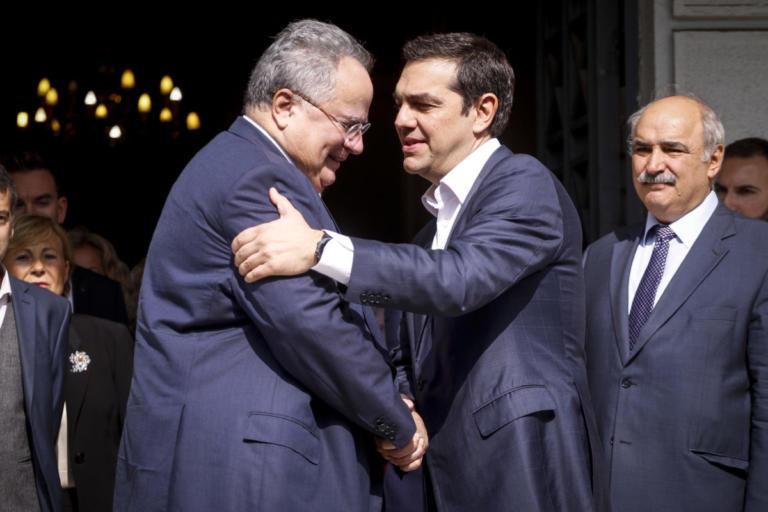 ΝΔ: Τσίπρας, Καμμένος και Κοτζιάς αλληλοεκβιάζονται | Newsit.gr