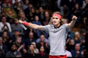 Ασταμάτητος ο Τσιτσιπάς στο Next Gen ATP Finals