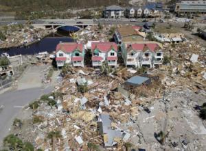 Φόβοι και για άλλους νεκρούς από τον τυφώνα Μάικλ – Εικόνες αποκάλυψης στη Φλόριντα [pics, video]