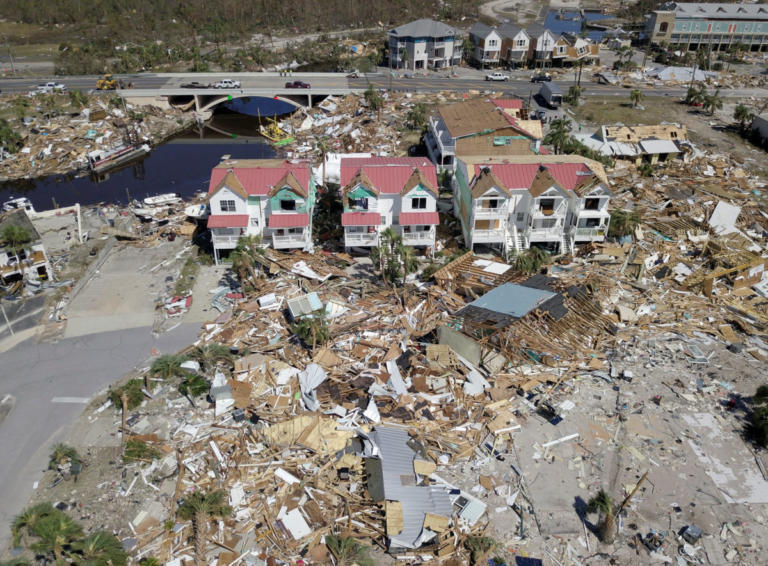 Φόβοι και για άλλους νεκρούς από τον τυφώνα Μάικλ – Εικόνες αποκάλυψης στη Φλόριντα [pics, video] | Newsit.gr