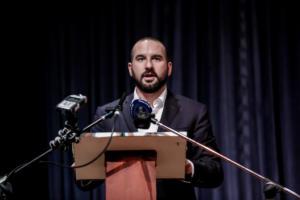 Τζανακόπουλος: «Παράσημο» για την κυβέρνηση η συμφωνία των Πρεσπών