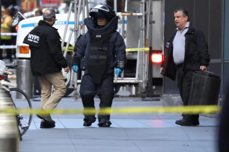 Κόκκινος συναγερμός στις ΗΠΑ για τα τρομο-πακέτα! Στόχος και ο πρώην αντιπρόεδρος | Newsit.gr