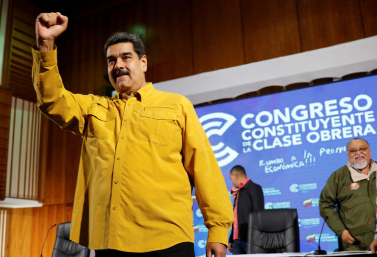 Μαδούρο: Ο Τραμπ ζήτησε από την Κολομβία να με δολοφονήσει | Newsit.gr