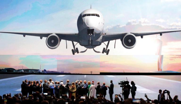 Η φιέστα του Ερντογάν – Εγκαίνια στο νέο αεροδρόμιο της Κωνσταντινούπολης