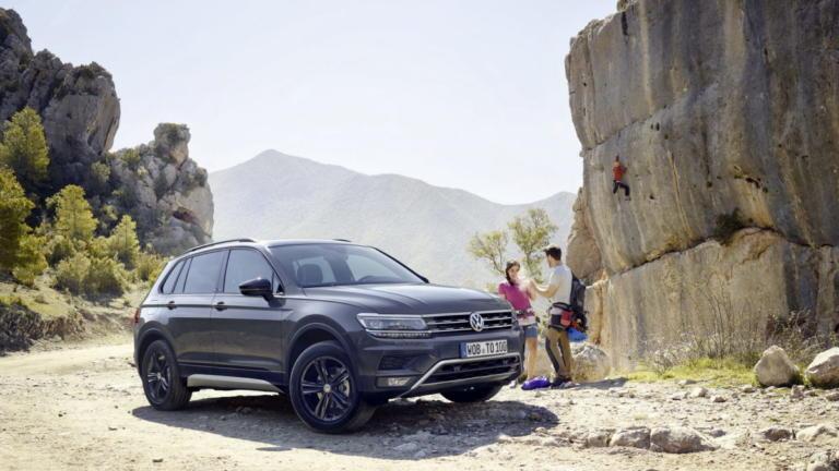 Νέα έκδοση OFFROAD για το Volkswagen Tiguan [pics] | Newsit.gr