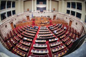 """""""Μάχη"""" στην Βουλή για τις ληξιπρόθεσμες οφειλές του Δημοσίου- """"Εκτινάχθηκαν"""" 6,2 δισ. ευρώ τον Αύγουστο"""