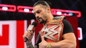 Σοκ στο WWE: Ο Ρόμαν Ρέινς πάσχει από λευχαιμία και αποσύρεται από την ενεργό δράση!