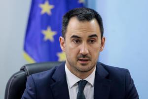 Χαρίτσης: Δίκαιη και βιώσιμη λύση στο θέμα της ψήφου των Ελλήνων του εξωτερικού
