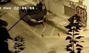 Βόλος: Το βίντεο ντοκουμέντο της επίθεσης στον Απόστολο Γαλάτη – Το μαφιόζικο χτύπημα στην κάμερα – video