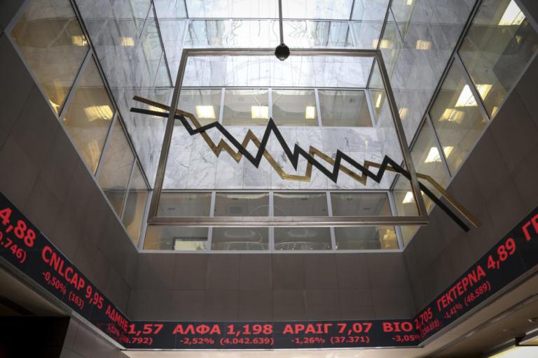 Με οριακή πτώση έκλεισε το Χρηματιστήριο | Newsit.gr