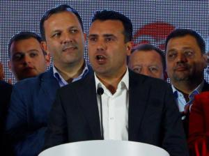 Δημοψήφισμα ΠΓΔΜ: «Πύρρειος» νίκη Ζάεφ – Συντριπτικό το ποσοστό υπέρ του «Ναι»
