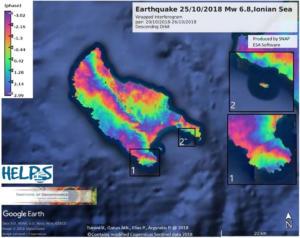 """Ζάκυνθος: Μετακινήθηκε το νησί από τον σεισμό – """"Περπάτησε"""" αλλά άντεξε…"""