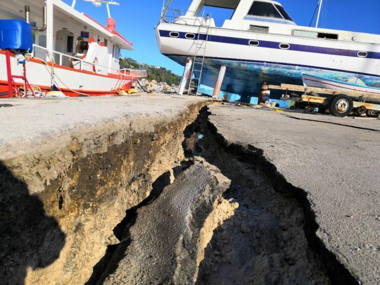 Ζάκυνθος – Σεισμός: Ισχυροί μετασεισμοί τα ξημερώματα! Δεν ηρεμεί το νησί | Newsit.gr