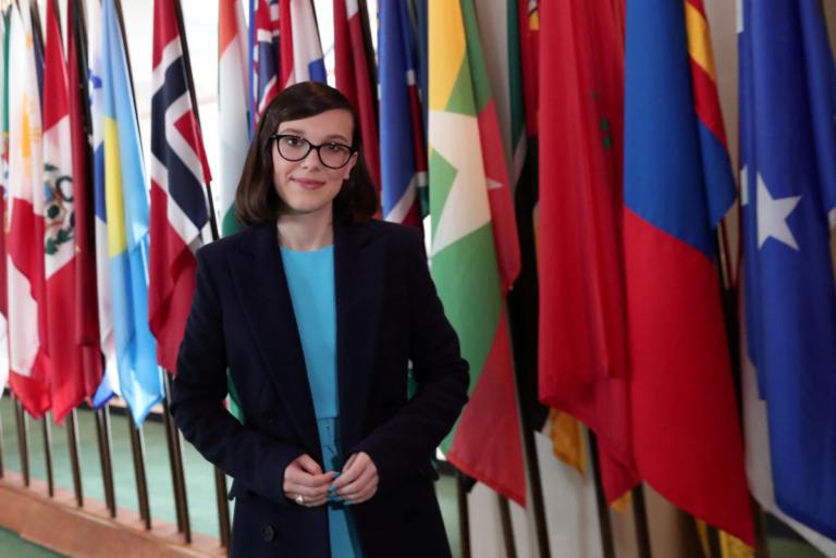 Η «11» του Stranger Things έγινε πρέσβειρα του ΟΗΕ! Η νεότερη του οργανισμού