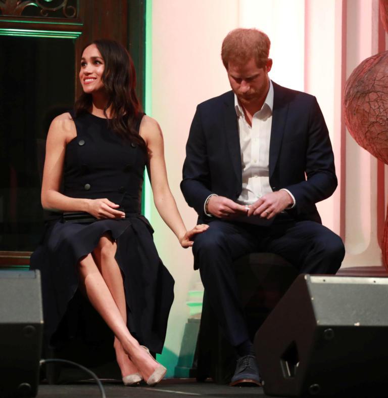 Θα καραφλιάσει και ο Πρίγκιπας Χάρι! – Video | Newsit.gr